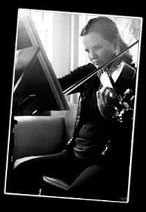 Susan Arnold, violin and viola