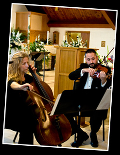 Penn Strings performs elegant live string music for weddings, events, and special occasions in Lehigh Valley PA, Pocono Mountains, & northeastern PA